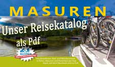 Reisekatalog MasurenRad zum Downloaden
