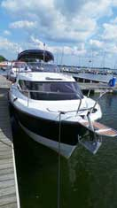 AM 780 Masuren Hausboot