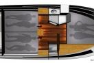 Balt Tytan 918 Motoryacht Masuren Polen