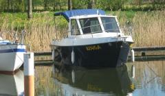 Motorboot Banta Masuren
