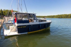 Hausboot Calipso 750 Bootsferien Masuren