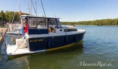 Bootsferien Masurische Seenplatte Hausbootverleih Masuren