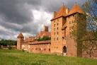 Burg von den Kreuzritter