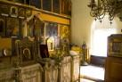 Alte Ikonen in Wojnowo
