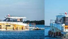 Futura 36 Hausboot Masuren