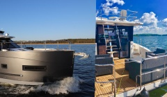 Bootsurlaub Polen Futura 40