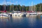 Hafen bogaczewo Zielona Zatoka Masuren