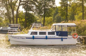 Weekend 820 Hausboot Masuren Polen