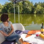 Hausboot Walkaround - Calipso 750 Lux Masuren Polen