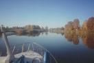 Bootsurlaub Polen Weichseldelta