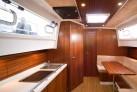 Das Innere vom Hausboot