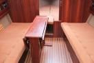 Hausboot Masuren Innenraum