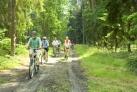 Radtour in Johannisburger Heide in Masuren