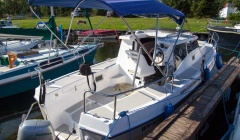 Laguna cruiser Hausboot Masurische Seenplatte