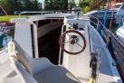 Masuren bootscharter Cockpit von Laguna Cruiser