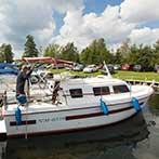 Hausboot Weekend 820 Standard (Alina)