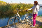 Masuren Fahrrad