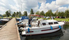 Hausboot Alina Weekend 820