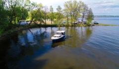 Masuren Hausboot