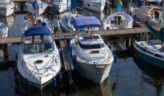 Masurische Seenplatte Boote Charter