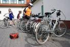 Vor der Radtour in Masuren