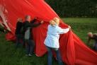 Nach der Landung-Masuren_Ballonfahrt