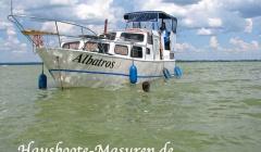 Mebo Kruiser Hausboot Polen Masuren