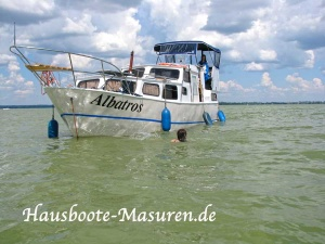 Hausboot Polen Masuren