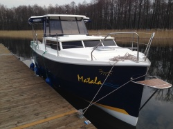 Hausboot Calipso Masuren !