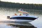 Motorbootcharter-Polen