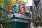 Osterode Elbinger Kanal Schifffahrt