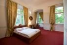 Ostseeurlaub Zimmer im Schloss Nowecin
