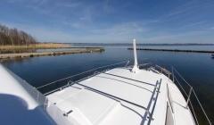 Polen motorboote masuren