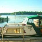 Hausboot Doerak 650 Polen Masuren