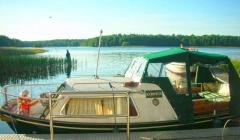 Polen Hausboote Doerak