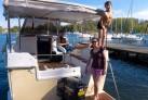 Familien Hausboot Masuren
