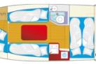 Grundriss_Hausboot Economy-Standard
