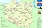 Wasserwege in Polen