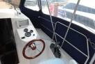 Polen Boot Mieten Cockpit und Steuer