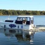 Weekend 820 Standard - Hausboot für 2-6 Personen oder eine Familie