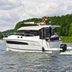 Balt 1018 Tytan Flybridge Motoryacht Masuren