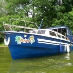 Hausboot Weekend 820 Standard Masuren