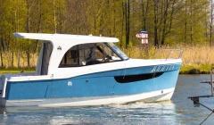 Bootsurlaub Polen Janmor 700 Masuren