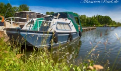 Hausbootferien Polen Masuren