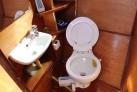 Toilette Barkas Hausboot Masuren