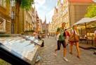 Ostsee Urlaub - Danzig Mariengasse in der Altstadt