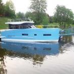 Hausboot Futura 36