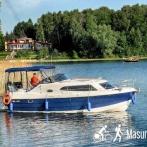 Navigator 999 Hausboot Masuren