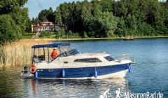 Hausboot Masuren Nawigator 999