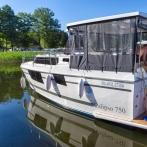 Hausboot Calipso 750 Luxus Masuren